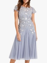 Phase Eight Collection 8 Celia Embellished Tulle Dress