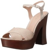 Pour La Victoire Women's Dakota Platform Dress Sandal
