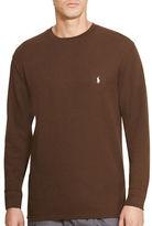 Polo Ralph Lauren Waffle-Knit Crewneck Sweater