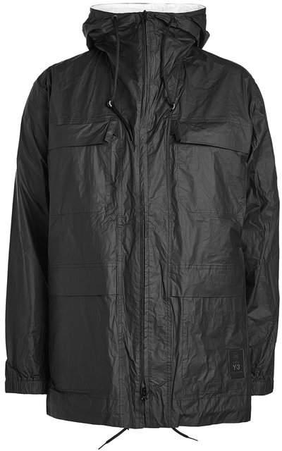 Y-3 Reversible Jacket with Hood