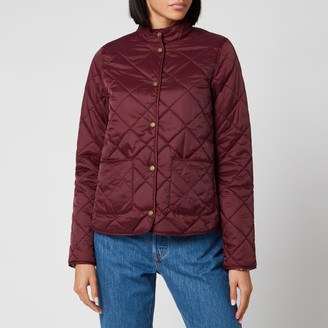 Barbour X Laura Ashley Women's Elm Quilt Coat