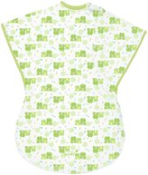 Summer Infant Comfortme Cotton Wearable Blanket - Froggie - One Size