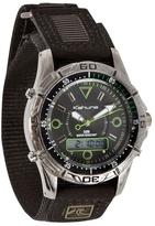 Kahuna Blue Analogue Digital Watch K5v-0005g