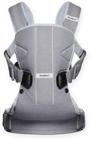 BABYBJÖRN Baby Carrier One in Grey Seal
