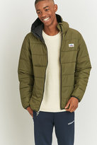 Penfield Mackinaw Olive Packaway Jacket