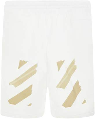Off-White Tape Arrows Shorts