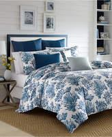 Nautica Cape Coral Cotton 2-Pc. Twin Comforter Set Bedding