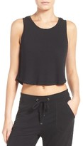 Make + Model Women's All About It Shelf Bra Crop Tank