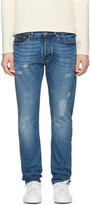 Valentino Blue Slim Jeans