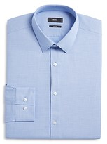 Boss Micro Solid Slim Fit Dress Shirt