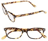 Corinne McCormack Women's 'Cyd' 50Mm Reading Glasses - Tortoise