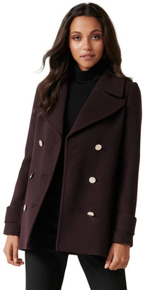 Forever New Anna Pea Coat