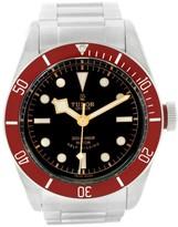Tudor Heritage 79220R Black Bay Burgundy Bezel Steel 41mm Mens Watch