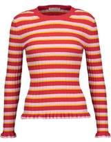 Altuzarra Chandler Striped Ribbed-Knit Sweater