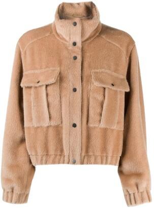 Brunello Cucinelli Fleece Jacket