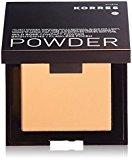 Korres Wild Rose Compact Powder, Golden Fair, 0.35 Ounce
