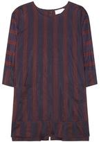 MAISON KITSUNÉ Ava Stripes tunic