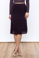 Lucy Paris Knit Skirt