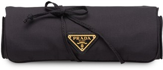 Prada Nylon bag with jewelry case