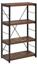 ACME Furniture Acme 92399 Bob Bookcase, Weathered Oak, One Size
