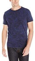 GUESS Men's Gunnarson Mineral Wash T-Shirt
