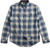 Ralph Lauren RRL Plaid Cotton Workshirt