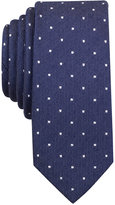 Original Penguin Men's Milner Dot Slim Tie