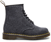Dr. Martens 1460 8 Eye Boots in Gray