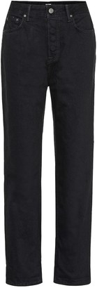 GRLFRND Devon high-rise slim jeans