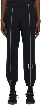 adidas Black Crew Lounge Pants