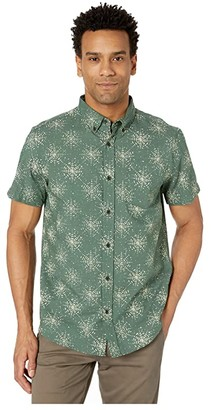 Prana Hillsdale Shirt (Canopy) Men's Clothing