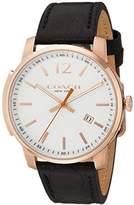 Coach Men's Bleecker - 14602115 Watch