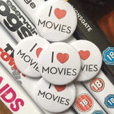 The Bellwether Movie Lovers Pin Badge Or Magnet