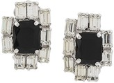 Christian Dior X Susan Caplan 1990's archive embellished clip-on earrings