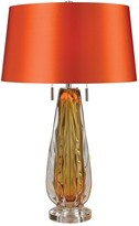 Dimond Abstract Blown Glass Table Lamp