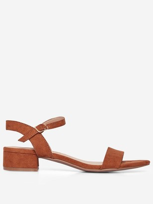 Dorothy Perkins Wide Fit Sprightly Sandal - Tan