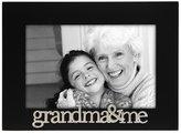 "Grandma & Me Expressions Frame, 4 x 6"""