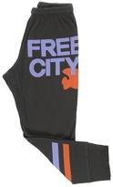 Freecity Strike Sounds Three Quarter Sweatpant