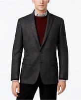 Ryan Seacrest Distinction Ryan Seacrest DistinctionTM Men's Slim-Fit Charcoal Flecked Sport Coat, Only at Macy's