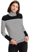 Tommy Hilfiger Striped Turtleneck