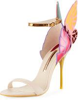 Sophia Webster Chiara Butterfly Wing Multicolor Sandal
