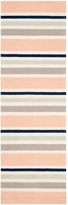 Safavieh Multi Stripe Hand-Tufted Wool Rug