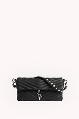 Rebecca Minkoff Edie Baguette with Pearl Strap