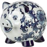Pols Potten Piggy Bank Porcelain Pig
