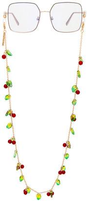 my my my Cherry Sunglass Chain