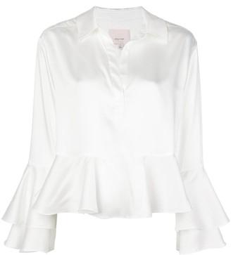 Cinq à Sept Kirin blouse