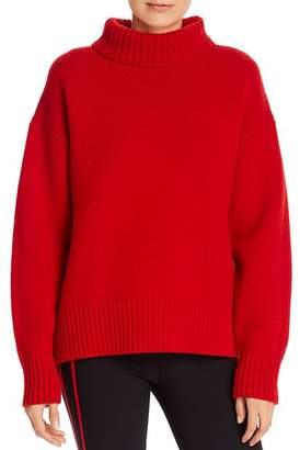 Rag & Bone Lunet Boxy Wool Turtleneck