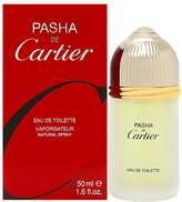 Cartier Pasha De By For Men. Eau De Toilette Spray 1.6 Ounces