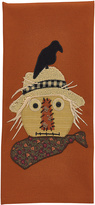 Scarecrow Appliqué Dish Towel - Set of Two