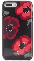 Kate Spade Jeweled Poppy iPhone 7 Plus Case